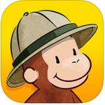 Curious George at the Zoo icon download