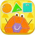 Doodle Critter Math Shapes
