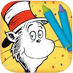 Dr. Seuss`s The Cat in the Hat Color & Create!