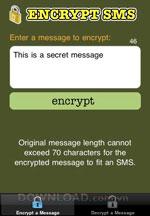 Encrypt SMS