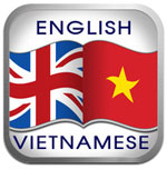 English Vietnamese English Dictionary  icon download