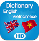 English Vietnamse Dictionary HD Free for iPad