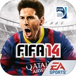 FIFA 14 by EA Sports for iOS icon download