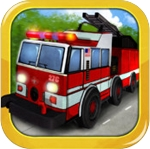 Fire Truck 3D for iOS icon download