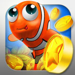 Bắn cá ăn xu cho iPhone icon download