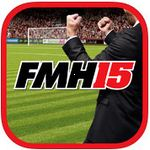 Football Manager Handheld 2015 for iOS icon download
