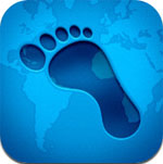 Footprints  icon download