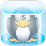 Frozen Penguin  icon download