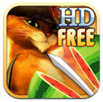 Fruit Ninja: Puss in Boots HD Free for iPad icon download