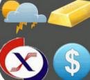 Giá Vàng, Tỉ Giá, KQSX, Thời Tiết cho iPhone