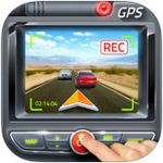 GPS, Car Video Recorder, Speedometer, Speed Tracker, HUD and Trip Computer  icon download