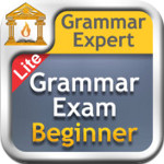 Grammar Expert: English Grammar Exam for Beginners Lite