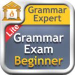 Grammar Expert: English Grammar Exam for Beginners Lite