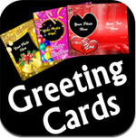 Greeting Cards for iPad