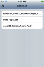 Haihaisoft Reader for iPhone icon download