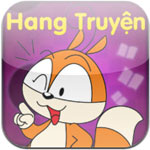 Hang truyện for iOS icon download