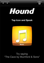Hound for iPhone