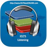 IELTS listening tests for iPhone icon download