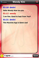 iMovicha for iPhone