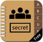 iSecretContacts Free