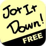 Jot It Down! Free