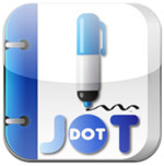 JotDot Notebook for iPad