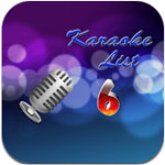Karaoke List California 6 số  icon download