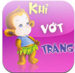 Khỉ vớt trăng for iPad icon download