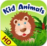 Kids` Animals HD for iPad