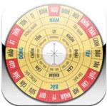 La bàn phong thủy for iOS icon download