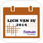 Lịch Vạn Sự 2014 for iOS icon download