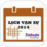 Lịch Vạn Sự 2014 for iOS