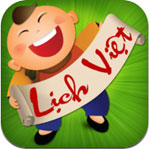 Lịch Việt HD for iPad