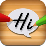 LiiHo Handwriting Messenger for iPad