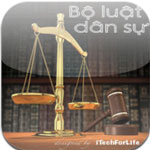 Luật dân sự Việt Nam  icon download
