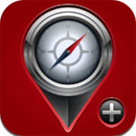 Maps+  icon download