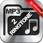 MP3 2 Ringtone Free  icon download