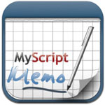 MyScript Memo for iPhone icon download