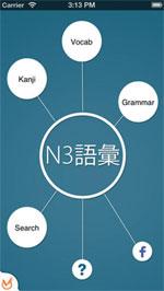 N3 JLPT  icon download