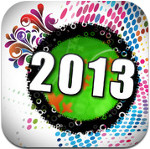 New Year Wallpapers 2013  icon download