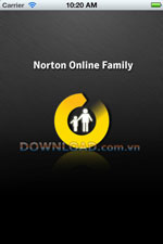 Norton Online Family for iOS