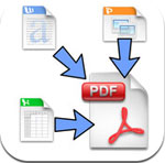 Office To PDF  icon download