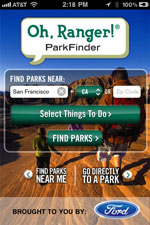 Oh, Ranger! Parkfinder  icon download