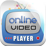Online Video Player for iPad icon download