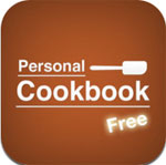 Personal Cookbook Free for iPad icon download