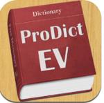 ProDict EV