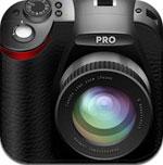 Professional DSLR Camera for iPad Lite icon download