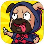 Pug Ninja Math Challenges for iOS icon download