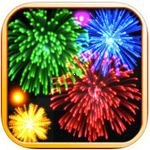 Real Fireworks Artwork Visualizer  icon download