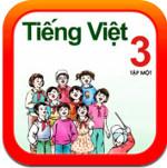 Sách tiếng Việt Lớp 3